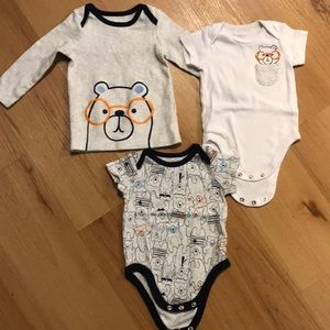 Baby boy first impressions 0-3 month set